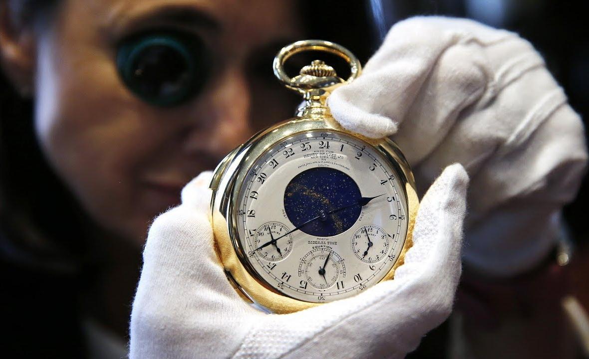 Оценим Ваши антикварные часы онлайн