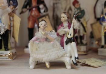 Оцениваем статуэтки из фарфора онлайн