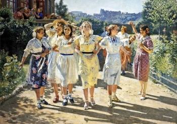 Покупка советских картин