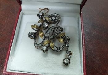 Скупка украшений с бриллиантами «Арбат, 40»