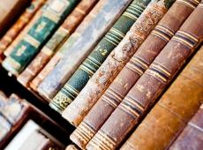 Скупаем старые книги в Москве