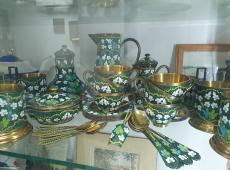 Скупка изделий с эмалью в Москве