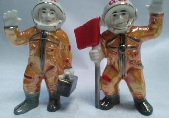 Фарфоровые статуэтки периода СССР