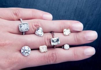 Куда сдать кольцо с бриллиантом